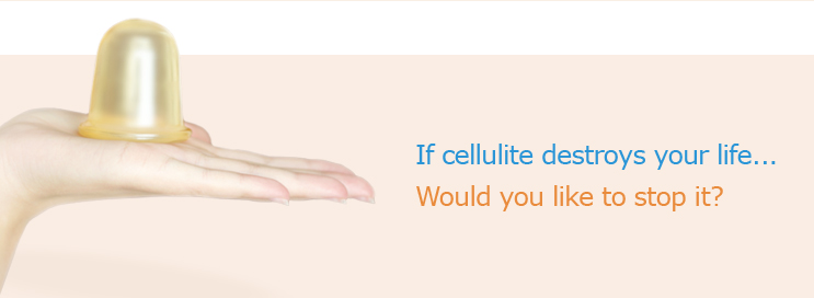 If cellulite destroys your life... Would you like to stop it?